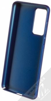 Nillkin Super Frosted Shield ochranný kryt pro Huawei P40 modrá (peacock blue) zepředu