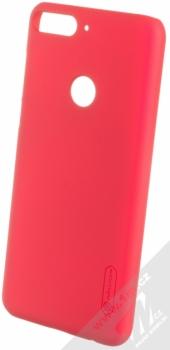 Nillkin Super Frosted Shield ochranný kryt pro Huawei Y7 Prime (2018), Honor 7C červená (red)