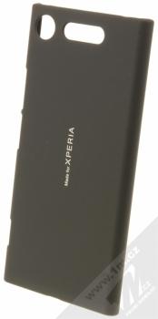 Roxfit Ultra Slim Soft Touch Shell ochranný kryt pro Sony Xperia XZ1 (URB6175B) černá (black)