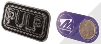 Samolepka Pulp Logo 1 měřítko