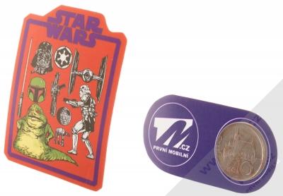 Samolepka Star Wars set pro hraní 1 měřítko