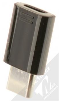 Samsung EE-GN930BB originální miniaturní redukce z USB Type-C na microUSB černá (black)