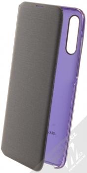 Samsung EF-WA307PB Wallet Cover originální flipové pouzdro pro Samsung Galaxy A30s černá (black)
