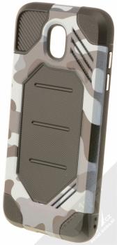 Sligo Defender Army odolný ochranný kryt pro Samsung Galaxy J5 (2017) šedá (grey)