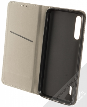 Sligo Smart Magnet flipové pouzdro pro Xiaomi Mi A3 černá (black) otevřené