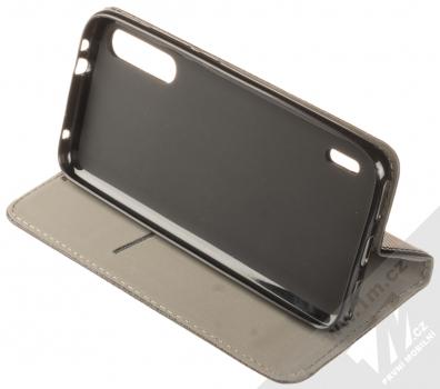 Sligo Smart Magnet flipové pouzdro pro Xiaomi Mi A3 černá (black) stojánek