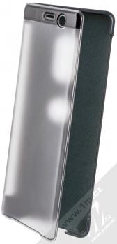 Sony SCTH70 Style Cover Touch originální flipové pouzdro pro Sony Xperia XZ3 zelená (green)