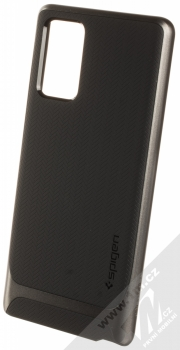 Spigen Neo Hybrid ochranný kryt pro Samsung Galaxy Note 20 kovově šedá (gunmetal)