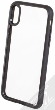 Spigen Ultra Hybrid odolný ochranný kryt pro Apple iPhone X černá (matte black)