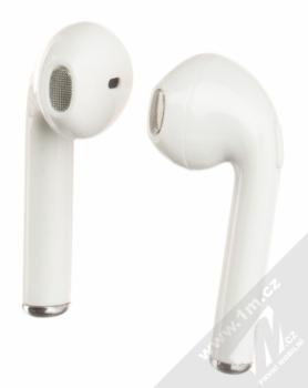 USAMS LC Wireless Bluetooth Headphones headset stereo sluchátka bílá (white)