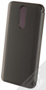 Vennus Clear View flipové pouzdro pro Xiaomi Redmi 8 černá (black) zezadu