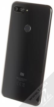Xiaomi Mi 8 Lite 4GB/64GB černá (midnight black) šikmo zezadu