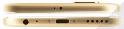 XIAOMI MI A1 4GB / 64GB Global Version CZ LTE zlatá (gold) seshora a zezdola