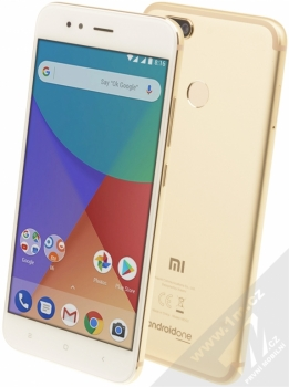 XIAOMI MI A1 4GB / 64GB Global Version CZ LTE zlatá (gold)