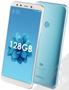 Xiaomi Mi A2 6GB/128GB Global Version CZ LTE + BRÝLE PRO VIRTUÁLNÍ REALITU SETTY v ceně 499KČ ZDARMA modrá (blue)