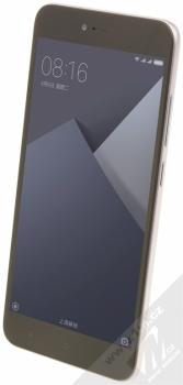 XIAOMI REDMI NOTE 5A 2GB/16GB Global Version CZ LTE tmavě šedá (dark grey) šikmo zepředu