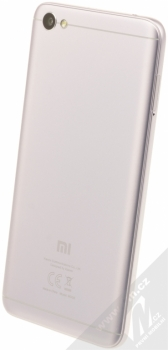 XIAOMI REDMI NOTE 5A 2GB/16GB Global Version CZ LTE tmavě šedá (dark grey) šikmo zezadu