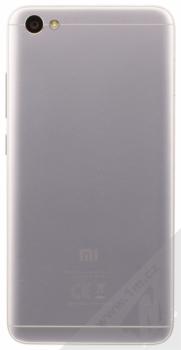 XIAOMI REDMI NOTE 5A 2GB/16GB Global Version CZ LTE tmavě šedá (dark grey) zezadu