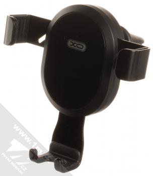 XO WX015 Car Holder Wireless držák s bezdrátovým nabíjením do mřížky ventilace automobilu černá (black)