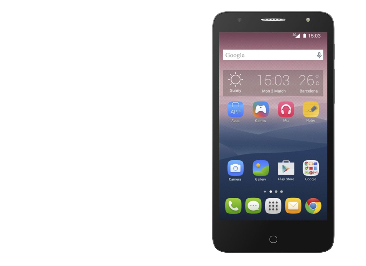how to put clean android on alcatel pop 4