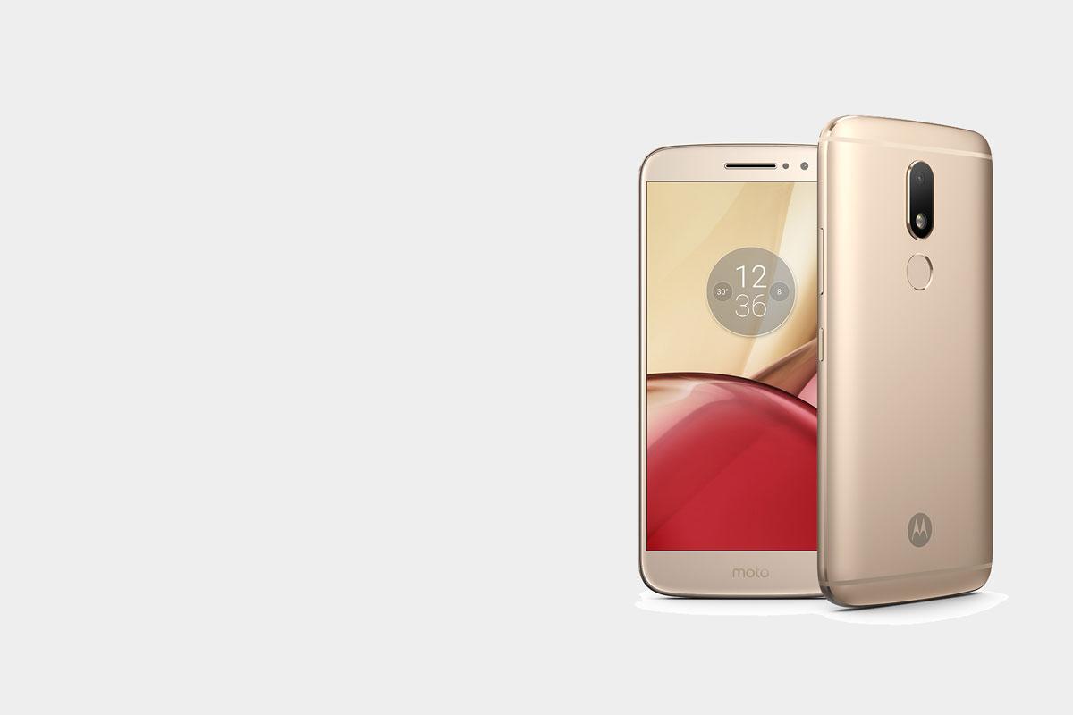 MOTO M (XT1663) - Gold | 1M cz