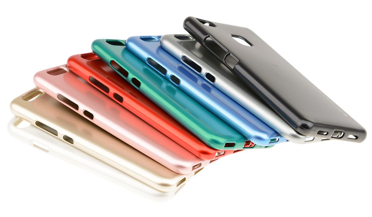 Goospery I Jelly Case Tpu Ochrann Kryt Pro Samsung Galaxy S9 Plus New Bumper X Black Silikonov