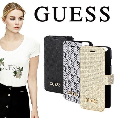 Guess Aluminium Hard Case ochranný kryt pro Apple iPhone 5, Apple iPhone 5S, Apple iPhone SE GUHCPSEMEBK