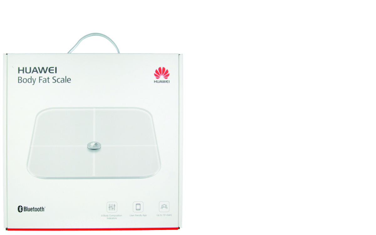 Huawei AH100 Body Fat Scale osobní Bluetooth váha