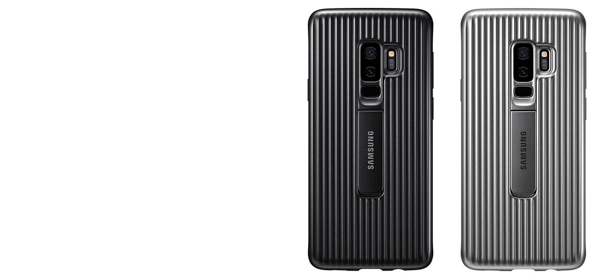 Samsung EF-RG965CB Protective Standing Cover originální odolný ochranný kryt  pro Samsung Galaxy S9 Plus 8f14babb5d6