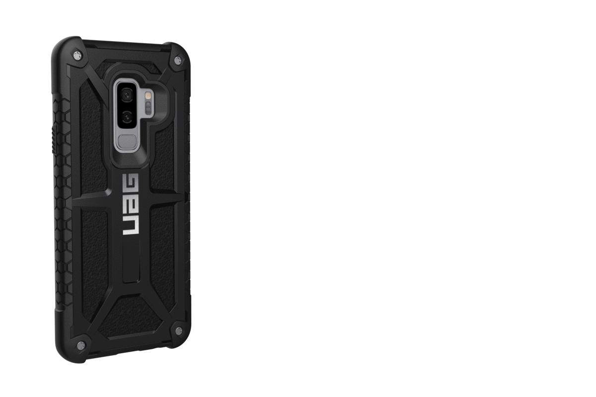 UAG Monarch odolný ochranný kryt pro Samsung Galaxy S9 Plus  64c04b36489