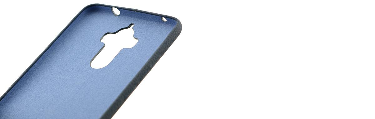 USAMS Joe kožený ochranný kryt pro Huawei Mate 9